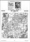 Map Image 003, Crow Wing County 2001 Published by Farm and Home Publishers, LTD